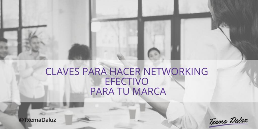 Networking Txema Daluz