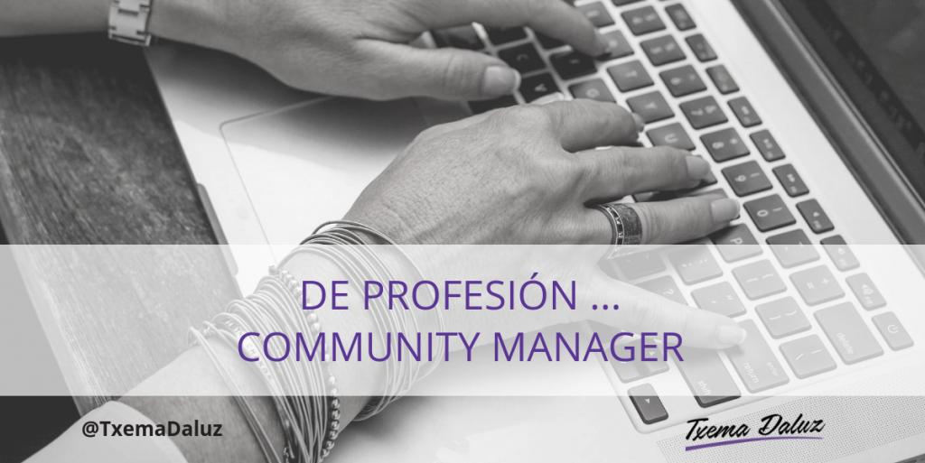 de profesion community manager blog txema daluz