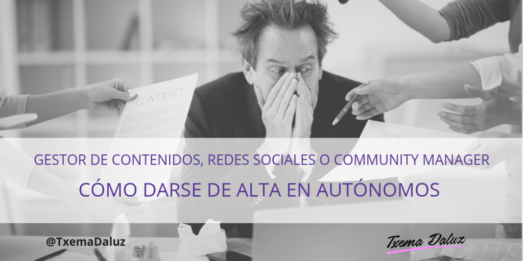 Community Manager autónomo